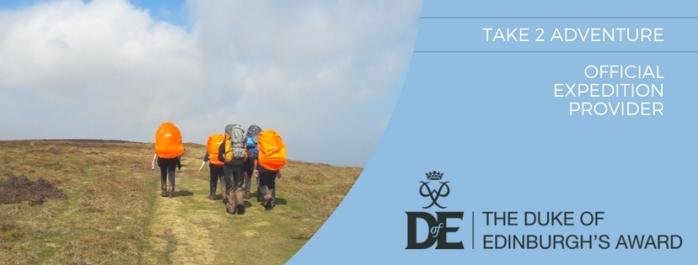 Duke of Edinburgh Expedition